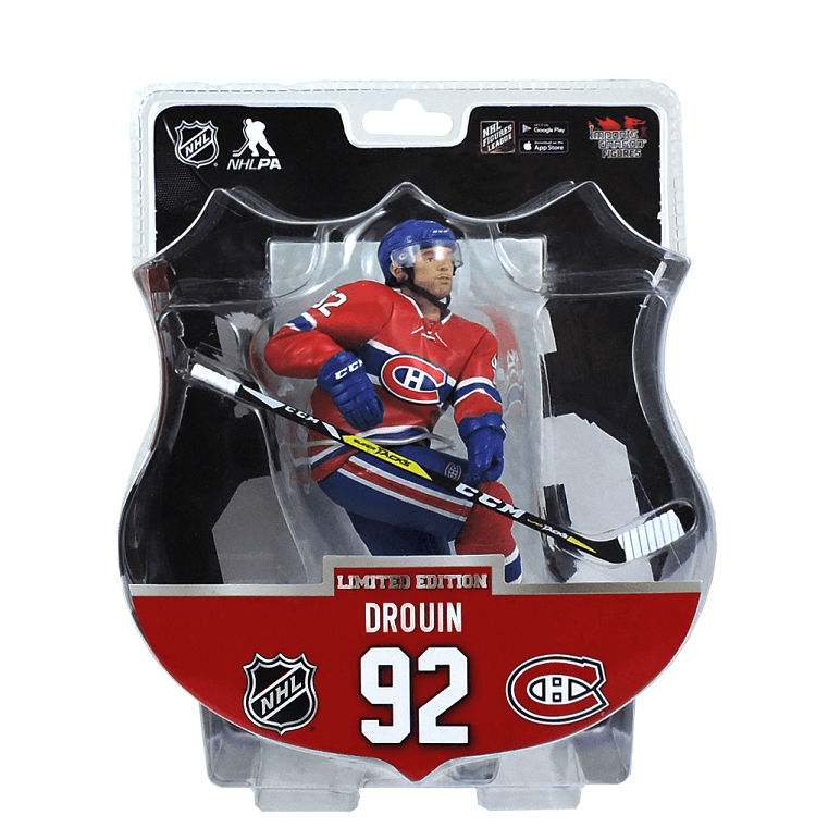Jonathan Drouin Montreal Canadiens Limited Edition 6 inch Figurine