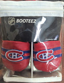 Baby Slippers/Booties (0-6 Months) - Montreal Canadiens Reebok NHL - BigBoi Cards
