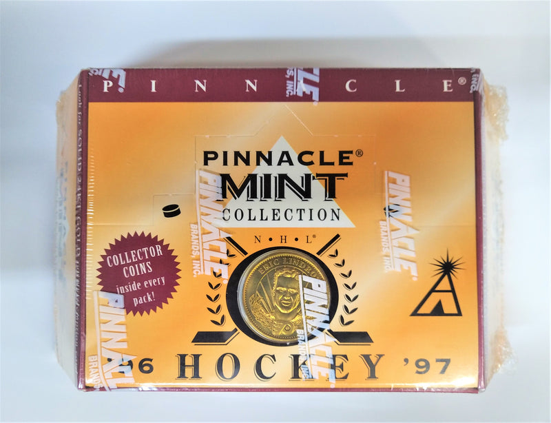 1996-97 Pinnacle Mint Hockey Hobby Box - BigBoi Cards