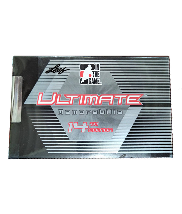 2014-15 Leaf Ultimate Memorabilia 14th Edition Hobby Pack - BigBoi Cards
