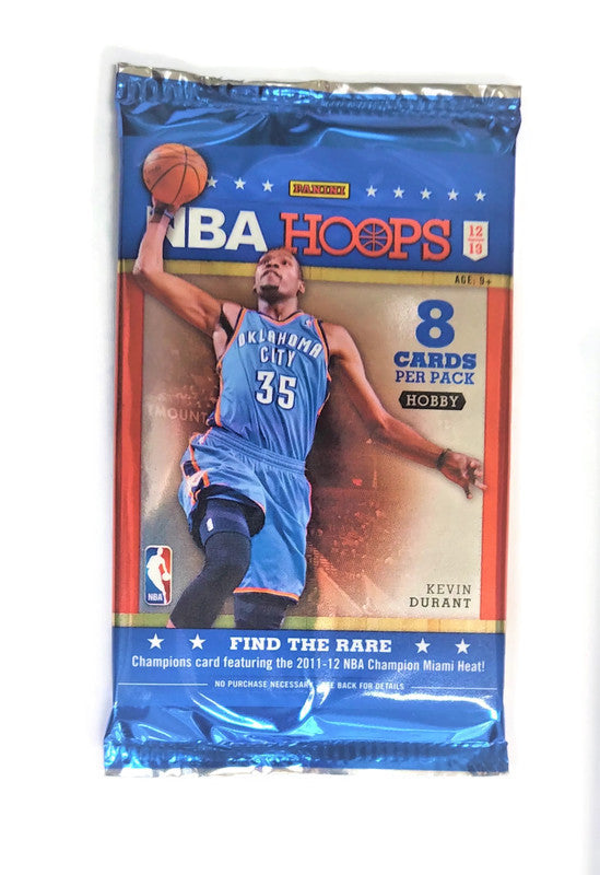 2012-13 Panini Hoops Basketball Hobby Pack (5 Packs  a Lot) - BigBoi Cards