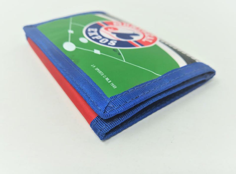 Montreal Expos  Tri-Fold Wallet & Coin Pocket