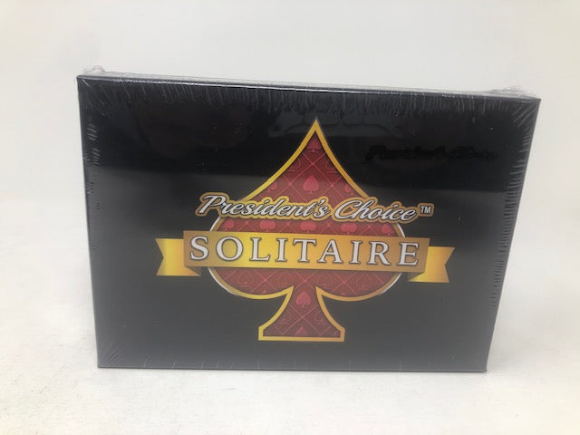 2020 Presidents Choice Solitaire Hobby Case (Boxes of 5) - BigBoi Cards