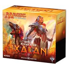 Magic The Gathering Rivals Of Ixalan Bundle Box - Quecan Distribution