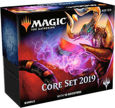 Magic The Gathering Core Set 2019 Bundle Box - Quecan Distribution