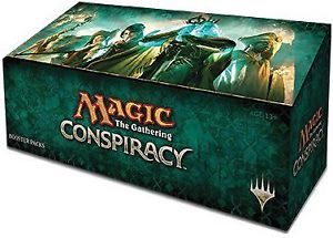Magic The Gathering: Conspiracy Booster Box - BigBoi Cards