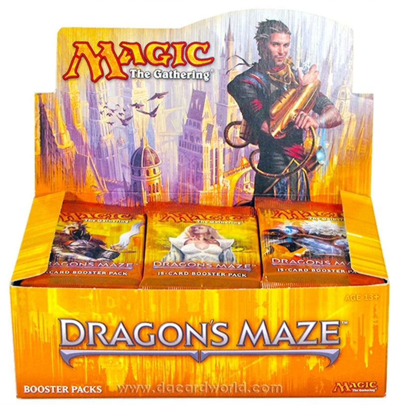 Magic The Gathering: Dragon's Maze Booster Box - BigBoi Cards