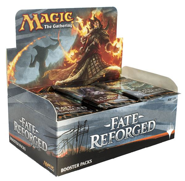 Magic The Gathering: Fate Reforged Booster Box - BigBoi Cards