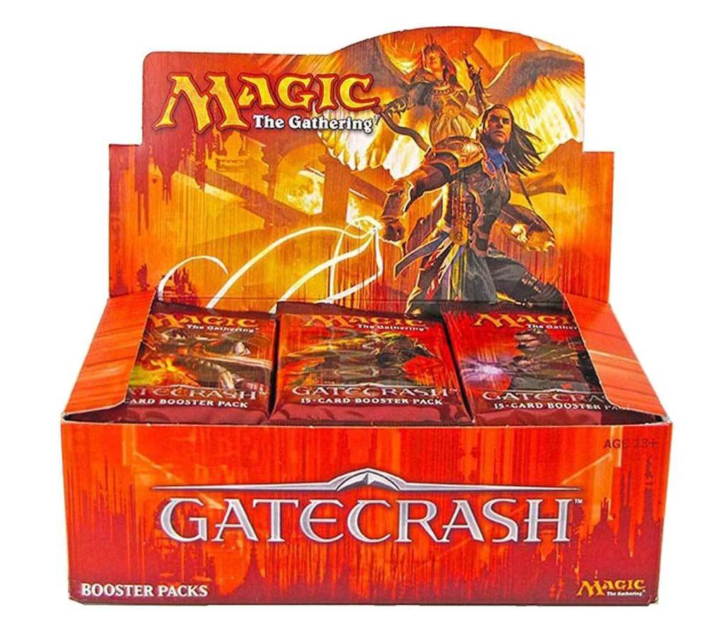Magic The Gathering: Gatecrash Booster Box
