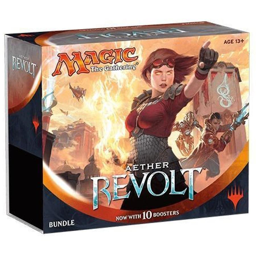 Magic The Gathering Aether Revolt Bundle Box - Quecan Distribution