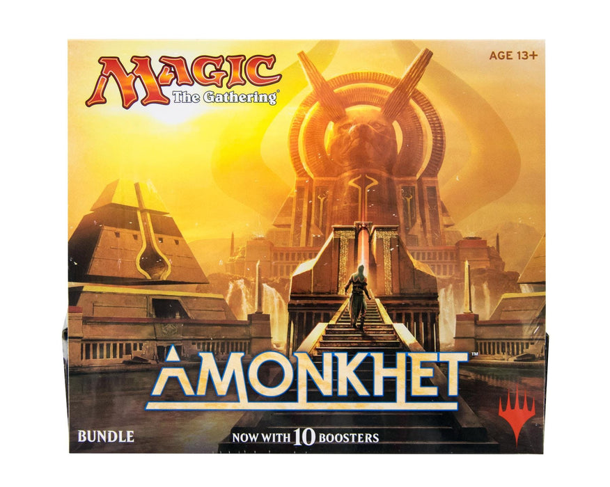 Magic The Gathering Amonkhet Bundle Box - Quecan Distribution
