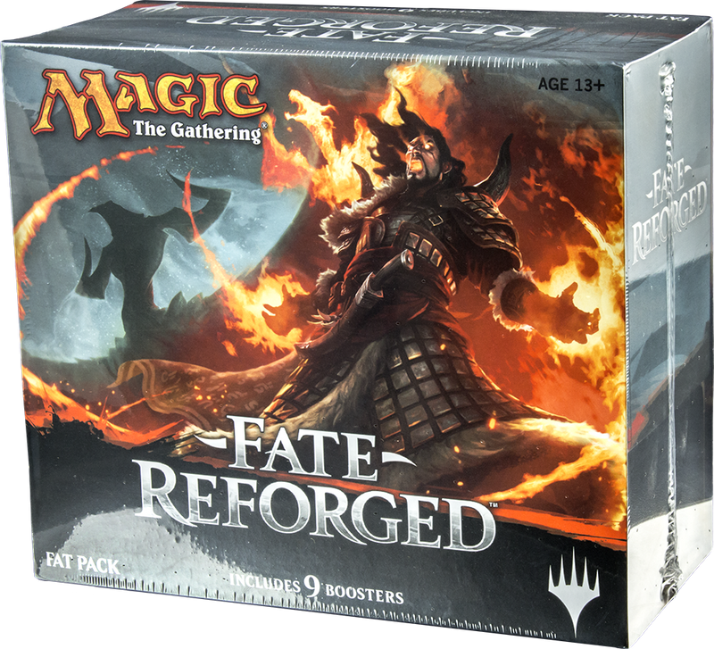 Magic the Gathering: Fate Reforged Fat Pack - BigBoi Cards