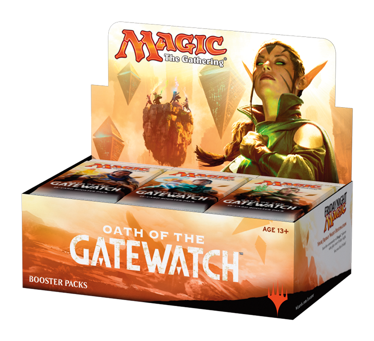 Magic the Gathering: Oath of the Gatewatch Booster Box