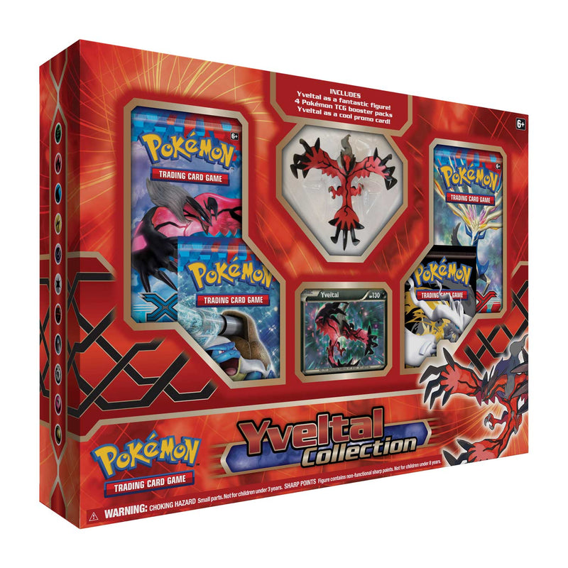 Pokémon TCG Yveltal Collection Box - BigBoi Cards