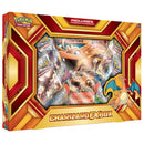 Pokémon TCG: Charizard-EX Box - Fire Blast - BigBoi Cards