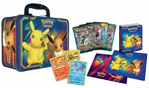 Pokémon TCG Fall 2018 Collector's Chest Tin - Quecan Distribution