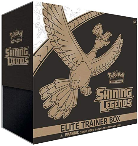 Pokémon TCG: Shining Legends Elite Trainer Box - Quecan Distribution