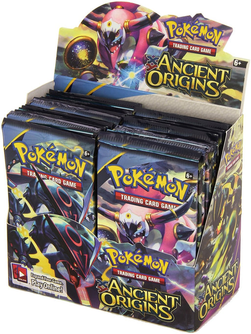 Pokémon Trading Card Game: XY Ancient Origins Booster Box - Quecan Distribution