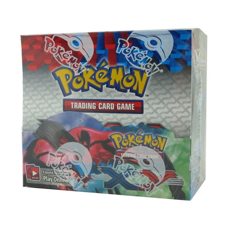 Pokémon Trading Card Game: XY Booster Box - BigBoi Cards