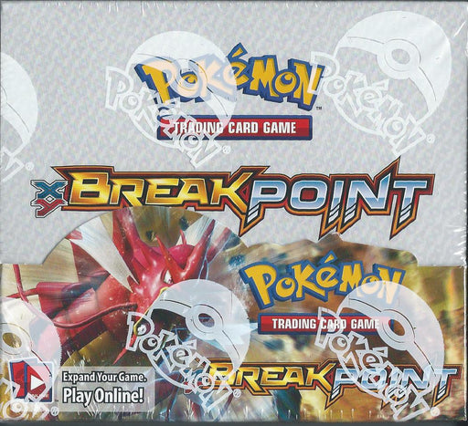 Pokemon Trading Card Game: XY Breakpoint Booster Box