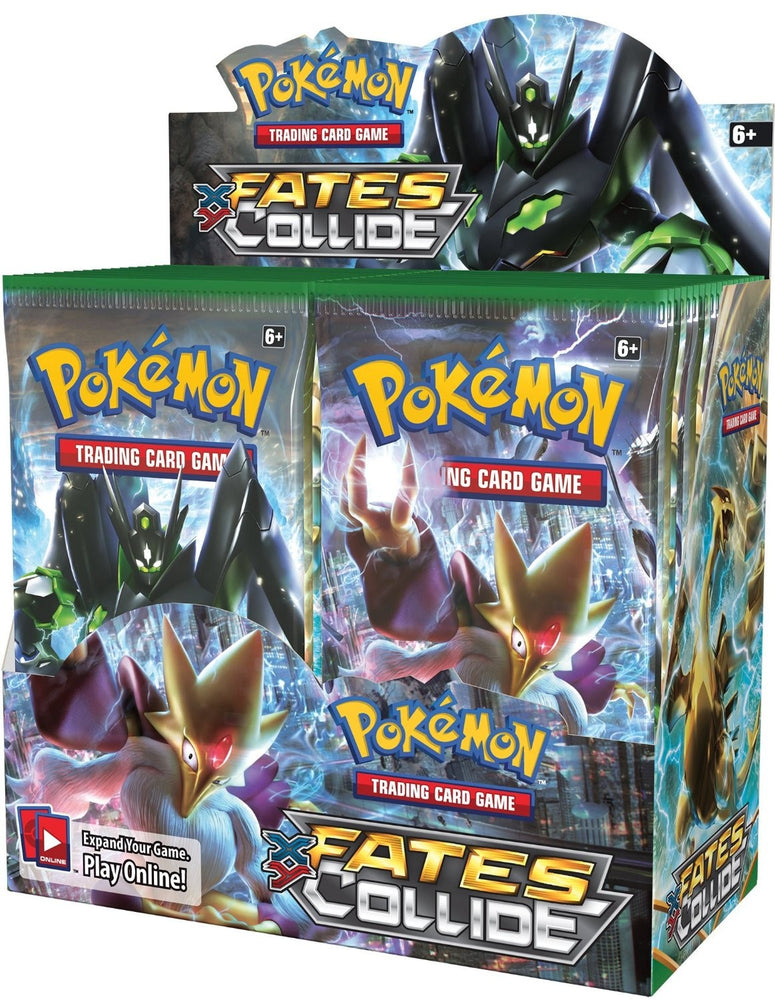 Pokémon Trading Card Game: XY Fates Collide Booster Box