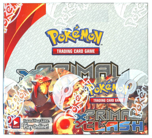 Pokemon Trading Card Game: XY Primal Clash Booster Box