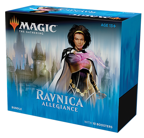 Magic The Gathering Ravnica Allegiance Bundle Box