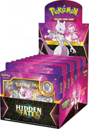 Pokémon TCG: Hidden Fates Pin Collection Mewtwo Box - BigBoi Cards
