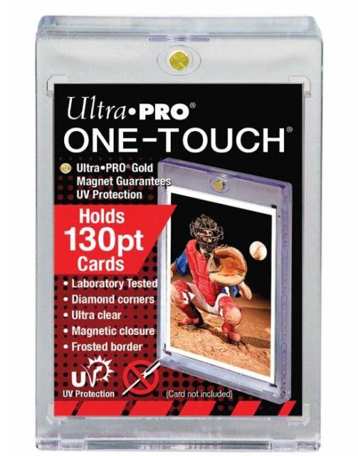 Ultra Pro One - Touch Magnetic (130pt Cards) - Lot of 5 Packs - Quecan Distribution