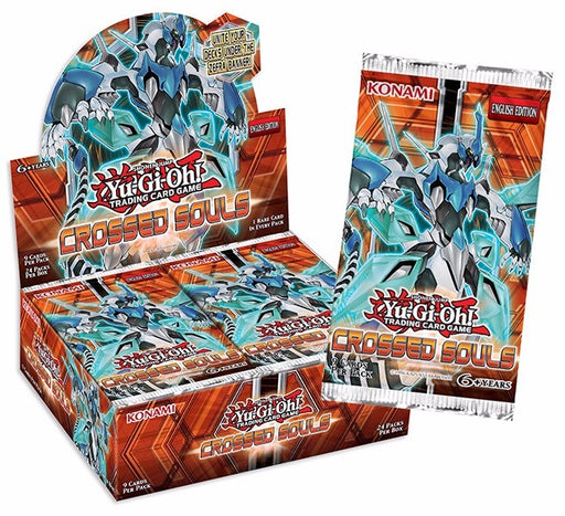 Yu-Gi-Oh! Crossed Souls First Edition Booster Box