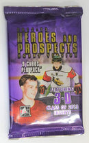 2012-13 ITG Heroes & Prospects Hobby Pack (24 Packs A Lot) - BigBoi Cards