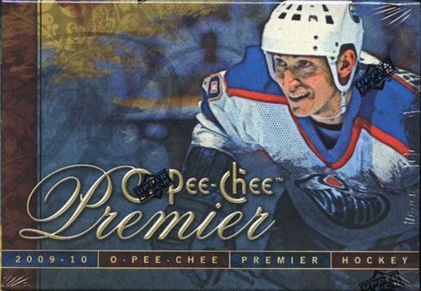 2009-10 Upper Deck O Pee Chee Hockey Hobby Box - BigBoi Cards
