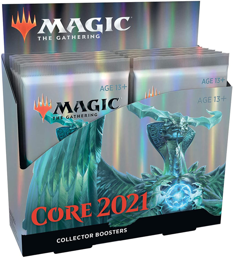 Magic The Gathering  2021 Core Collectors Booster Box - BigBoi Cards