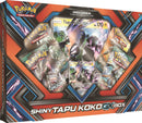 Pokemon Shiny Tapu Koko GX Box - BigBoi Cards