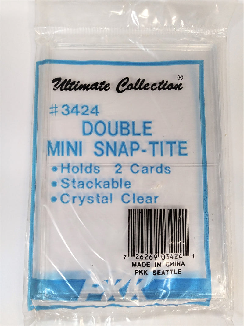 Ultimate Collection - Double Mini Snap Tite