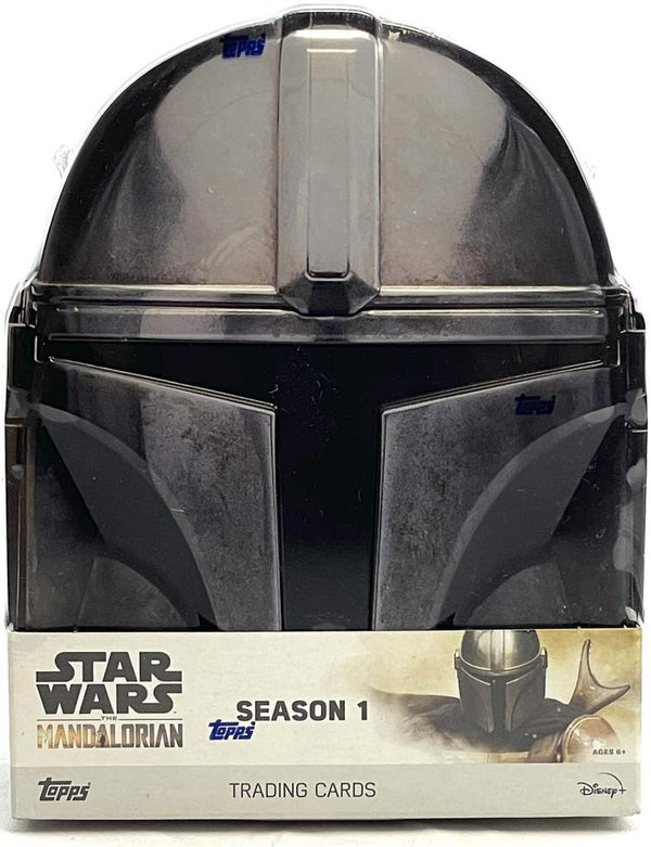 2020 Topps Star Wars The Mandalorian Season 1 Box - BigBoi Cards