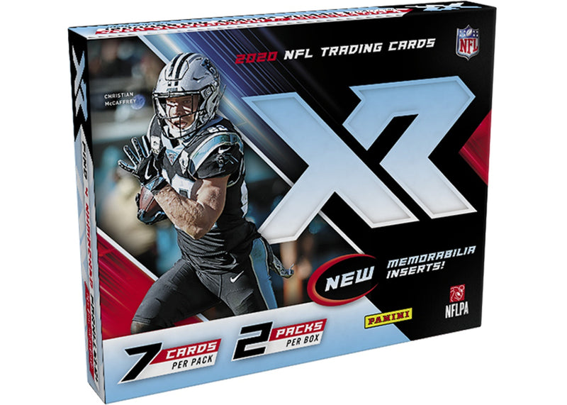 2020 Panini XR Football Hobby Box - BigBoi Cards