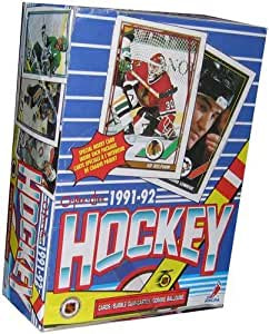 1991-92 Topps Hockey Box - BigBoi Cards