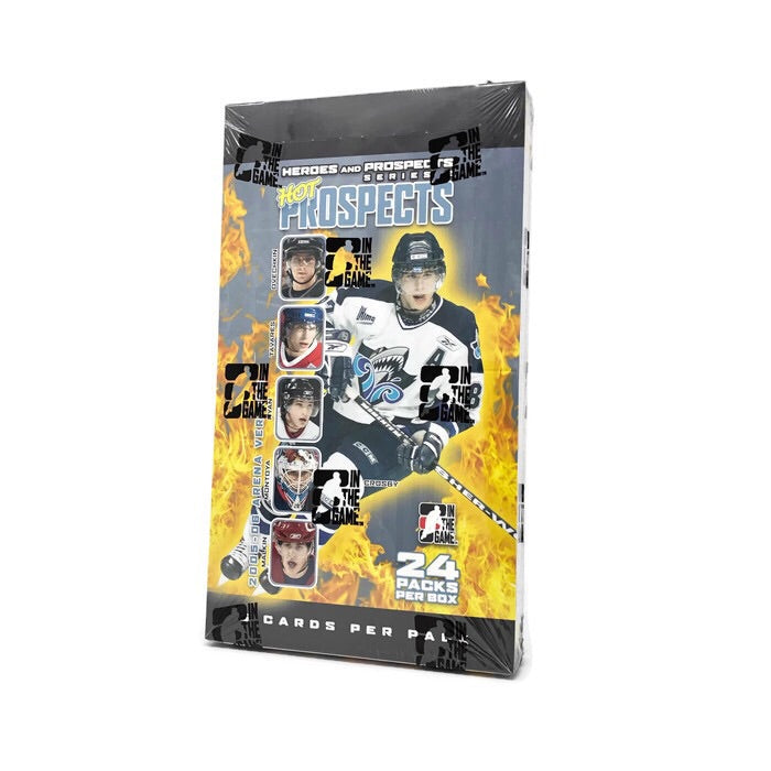 2005-06 In The Game heroes & Prospects Arena Version Hockey Box