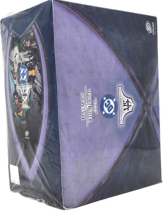Upper Deck - DC VS: Batman vs The Joker 2 Player Starter Set - BigBoi Cards