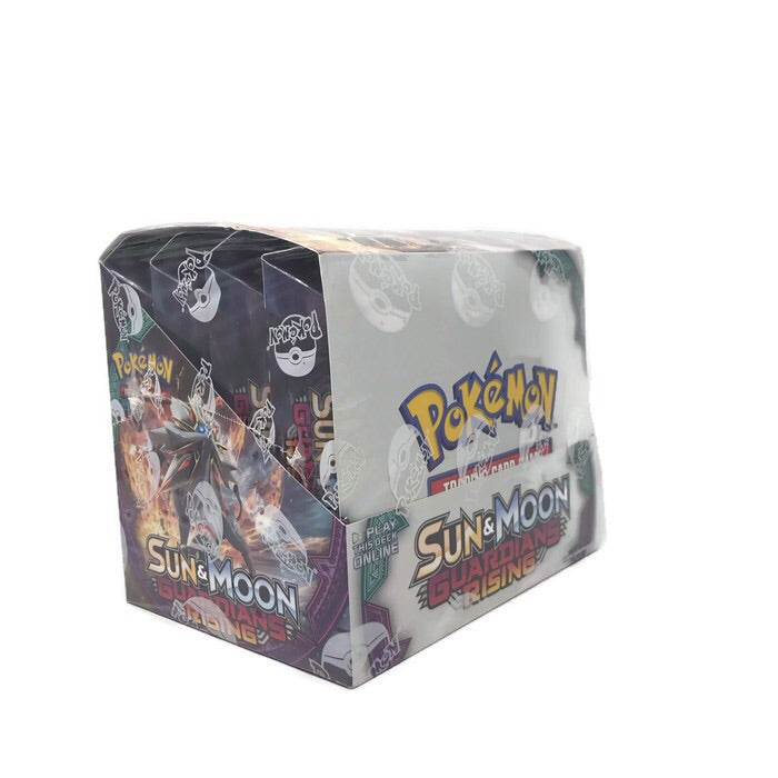 Pokémon TCG: Sun And Moon Guardians Rising- 8 Theme Decks - BigBoi Cards