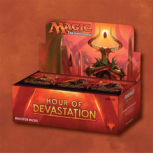 Magic The Gathering Hour Of Devastation Booster Box - BigBoi Cards