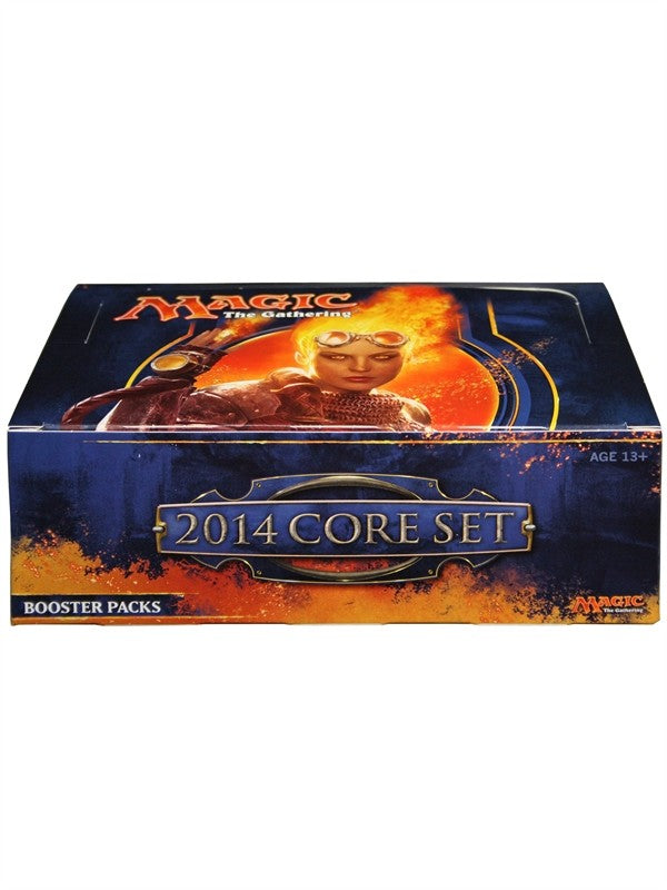 Magic the Gathering: 2014 Core Set Booster Box - BigBoi Cards