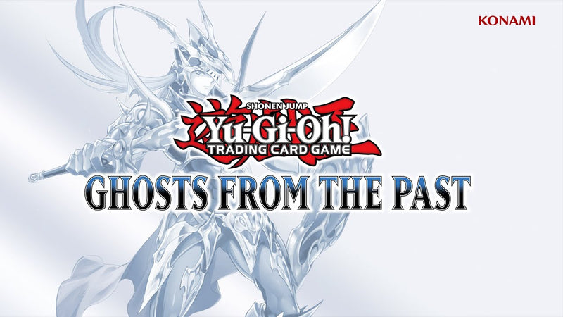 Yu Gi Oh! Ghost From The Past Display Box (5 Boxes per Display) - Miraj Trading