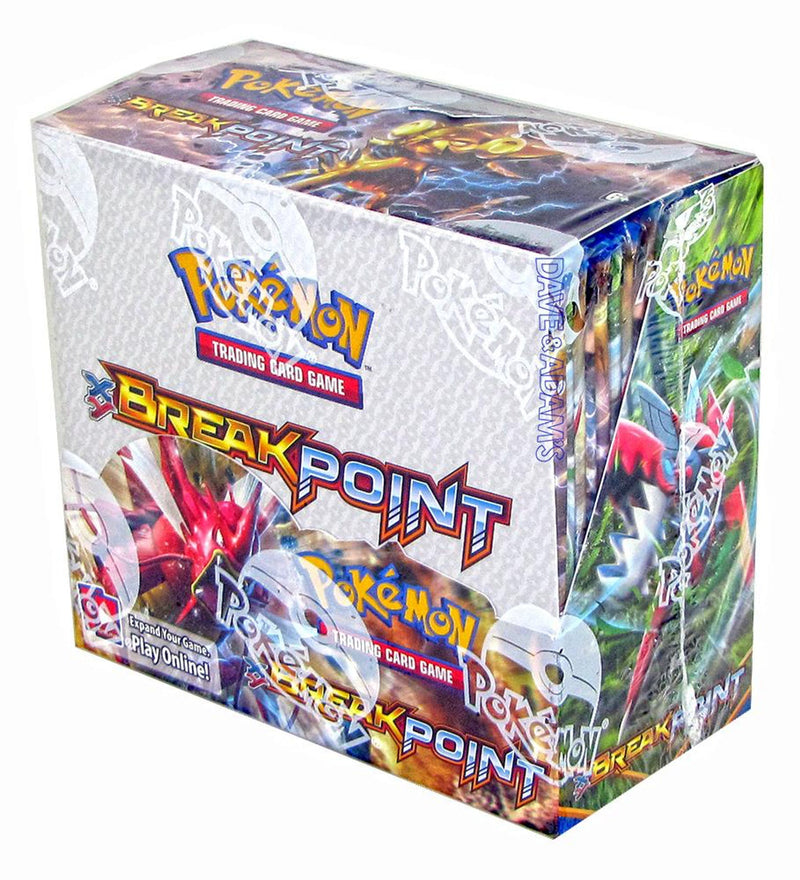 Pokémon TCG: BreakPoint Booster Case (Boxes of 6) - BigBoi Cards