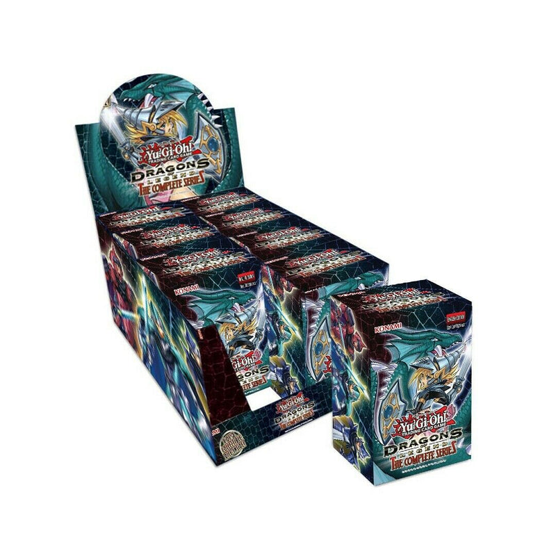 Yu Gi Oh! Dragons of Legends The Complete Series Display Box - BigBoi Cards