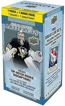 2013-14 Upper Deck Artifacts Hockey Blaster Box - BigBoi Cards