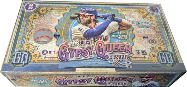 2020 Topps Gypsy Queen Baseball Hobby Box - BigBoi Cards