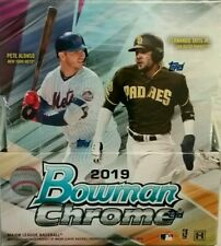 2019 Bowman Chrome Baseball Hobby Box - BigBoi Cards