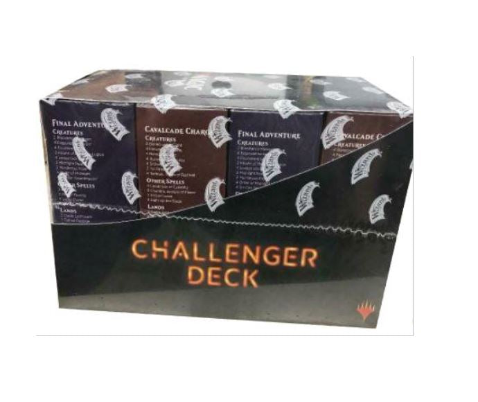 Magic the Gathering: Challenger Deck Box  2020 - BigBoi Cards